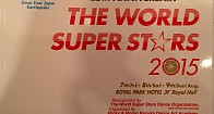 25. The World Super Stars Tokio 2015