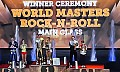 World Masters Rock and Roll - St. Petersburg 2016